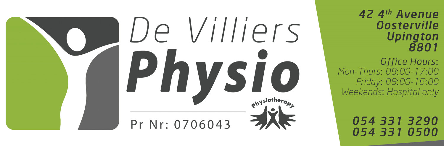 De Villiers Physiotherapy Inc.